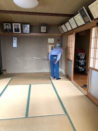 年の後半は新しい畳で〜ヽ(^◇^*)/ ワーイ