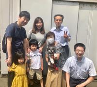 姪っ子一家と舞鶴のお蕎麦ヽ(^◇^*)/ ワーイ