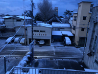 びっくりなお天気!(◎_◎;)