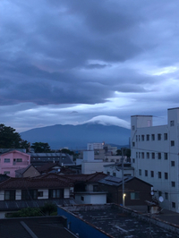 雨降ってくれ〜(o˘◡˘o)