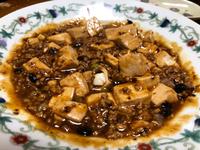 麻婆豆腐作ってみました(*´∀`*)