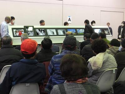 県写真展公開審査