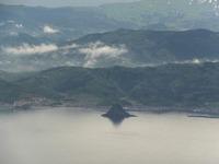 空から「白山島」