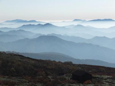「秋の鳥海山」を満喫