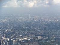 ANA空からの風景