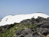 鳥海山「鍋森」