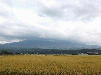 鳥海山、こんなはずでは・・・