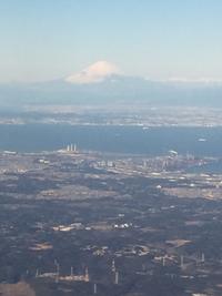 東京上空「青空」