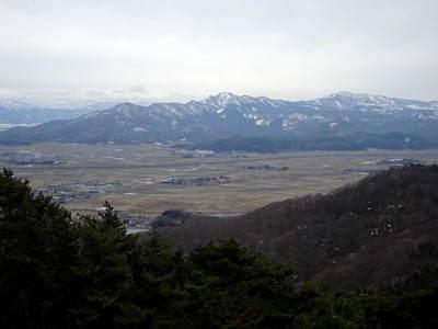 大山「高舘山」