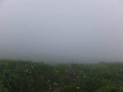 鳥海山「笙ケ岳」