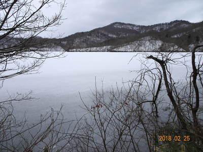 大山下池周回