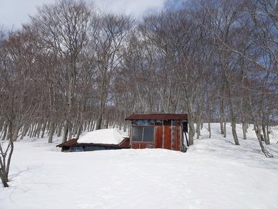鳥海山「鈴木小屋」