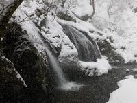 冬の「十二の滝」