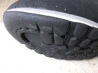 登山靴修理