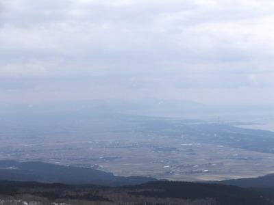 鳥海山「観音森」