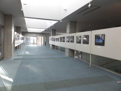 響ホール「合同写真展」