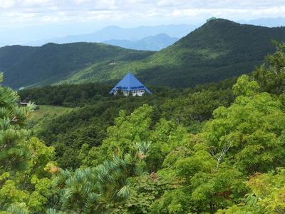 蔵王「黒姫山」
