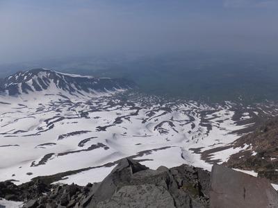 山頂からの絶景