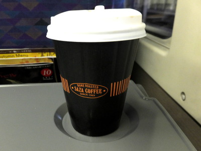 「SAZA COFFEE」さん