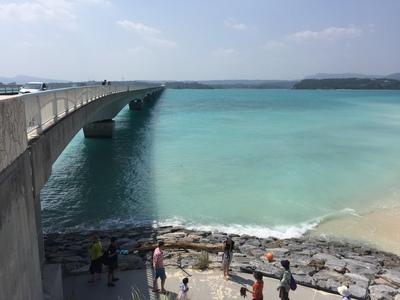沖縄「古宇利島」