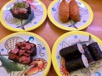 かっぱ寿司(・∀・)