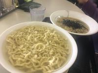 『温つけ麺大盛り』