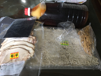 『琴平荘つけ麺』