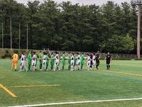 東北地域大学女子サッカーリーグ  山形大学戦