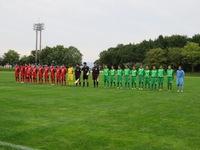 東北地域大学女子サッカーリーグ 対仙台大学
