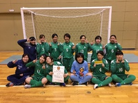 SuperSports XEBIO CUP in 山形・河北兼第8回レディースフットサルリーグ山形県交流大会in河北