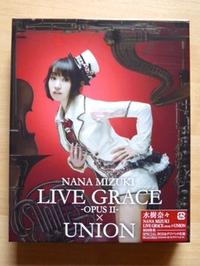 NANA MIZUKI LIVE GRACE -OPUSⅡ-×UNION