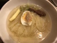 南大門の冷麺 2019/02/11 06:11:26