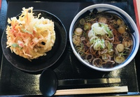 菅生でお蕎麦 2019/02/19 06:03:00