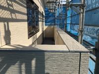 酒田市新築工事  高見台K様邸  バルコニーのあるお家