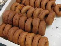 かぼちゃドーナッツ