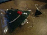 山形キャラクター「ペロリン」グッツ購入! 2009/11/01 15:50:20
