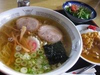 赤湯ラーメン「食事処ふたば」 2010/01/21 15:14:16