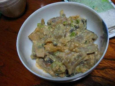 山形県南陽市の正月料理「粕煮」