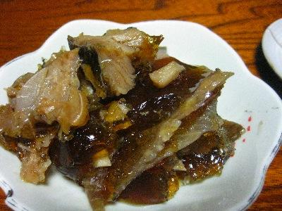 山形県南陽市の正月料理「からかい煮」