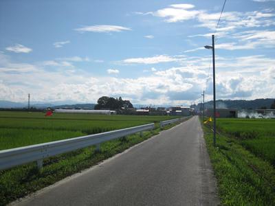 高橋菜穂子さんの田んぼに遊びに行く