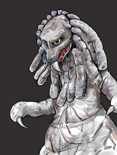 古代怪獣 ダンガ−