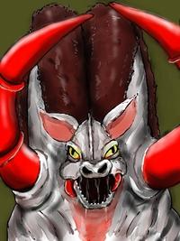 水牛怪獣 オクスター