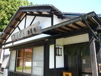 竹の茶屋のラーメン