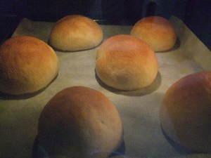 自家製「手作りパン」