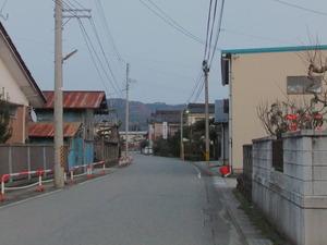 松山まで散歩