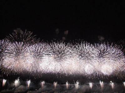 第18回赤川花火大会