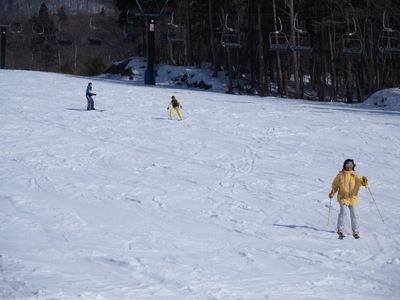 春スキー料金スタートです