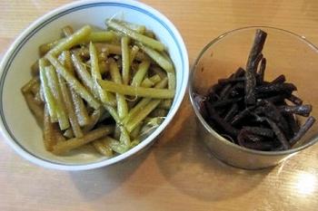 山菜、山蕗