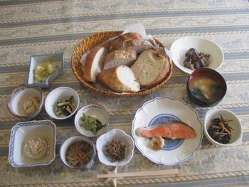 国産小麦粉&天然酵母のパン