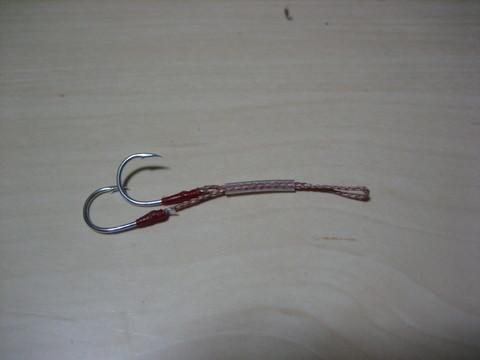 カブラ用フック